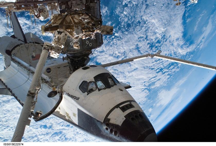 Space Shuttle Endeavour - August 2007