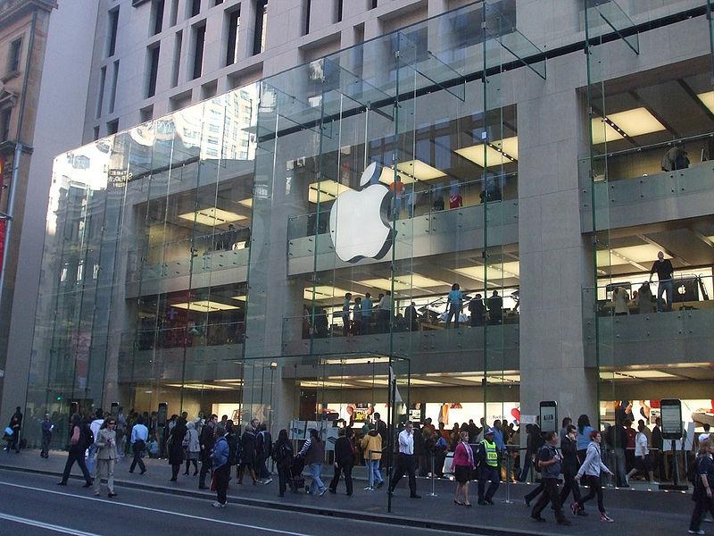Apple Store, Sydney
