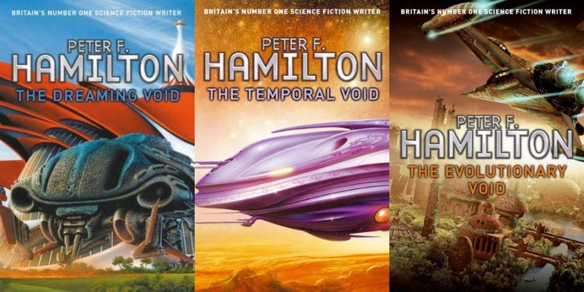The Void Trilogy - Peter F. Hamilton