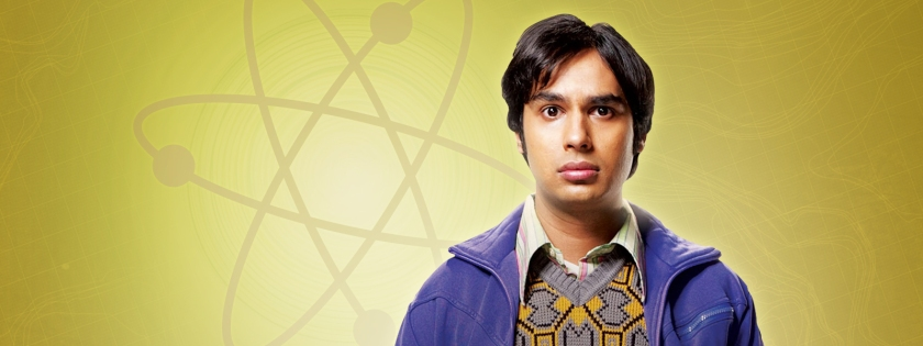 The Big Bang Theory's Raj is a character who suffers under this lack of depth.