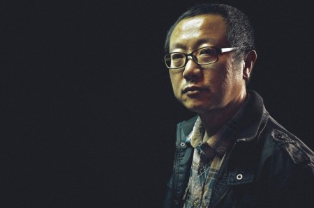 Chinese author Cixin Liu