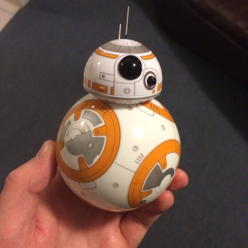 This is definitely the droid I was looking for!