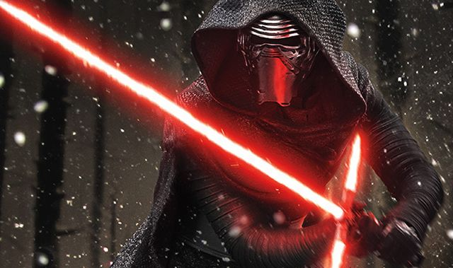 Of course, we all just want to know the backstory to Kylo Ren.