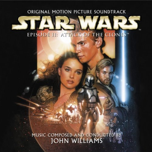 Attack of the Clones soundtrack