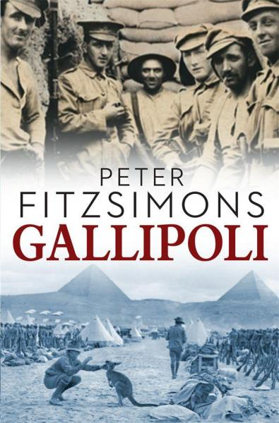 gallipoli peter fitzsimons