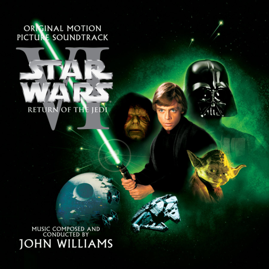 return of the jedi soundtrack