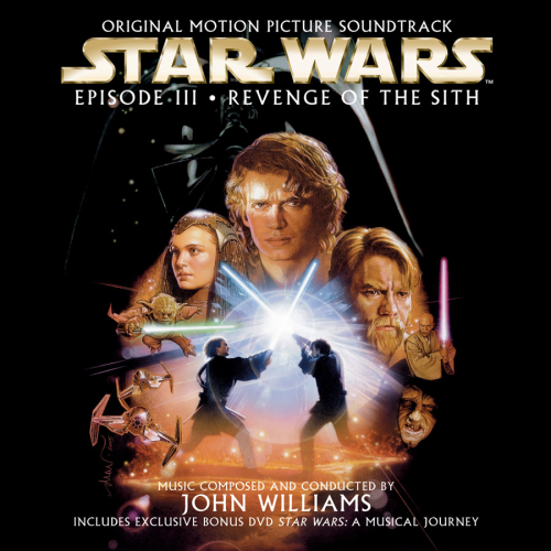 revenge of the sith soundtrack