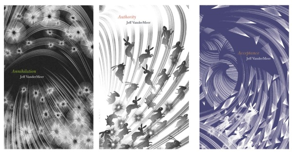 southern reach trilogy