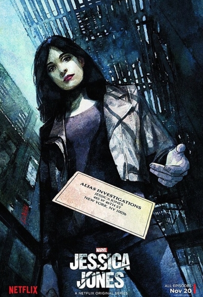 Jessica Jones seamlessly combined the superhero genre with a hardboiled detective tale