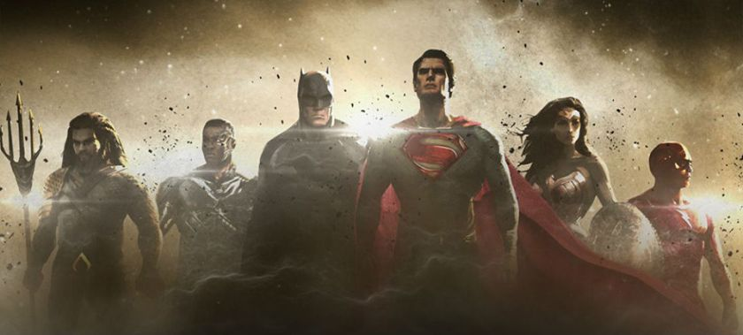 Much of Batman v Superman was spent setting up for the upcoming Justice League film