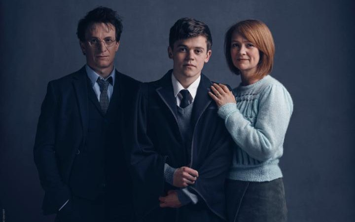 harry potter cursed child cast