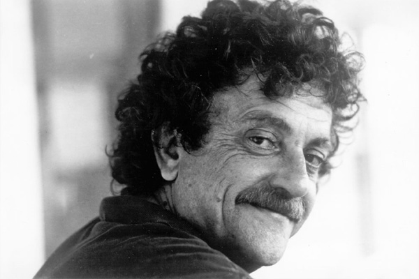 """Who is more to be pitied, a writer bound and gagged by policemen or one living in perfect freedom who has nothing more to say?"" - Kurt Vonnegut"